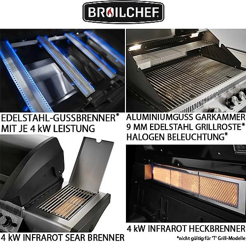 Broil Chef Gasgrills