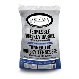 Louisiana Grills Pellets Tennessee Whiskey Barrel 9 kg