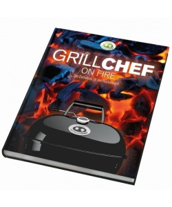 OUTDOORCHEF Grillchef ON FIRE Charcoal Grillbuch