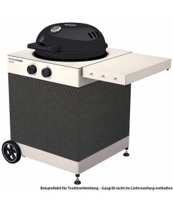 OUTDOORCHEF Arosa Textilverkleidung Two-Tone Grey