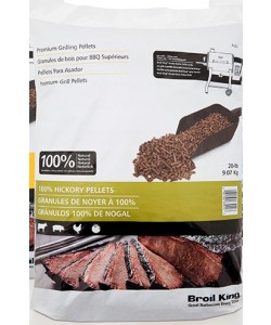 Broil King Hickory BBQ Holzpellets