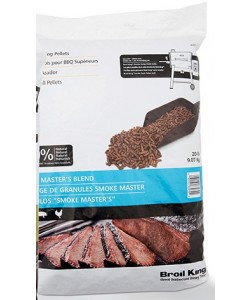 Broil King Smoke Master BBQ Holzpellets