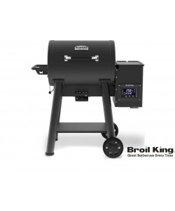 Broil King CROWN Pellet Smoker 400