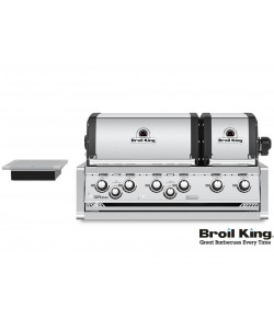 Broil King IMPERIAL™ 690 XL PRO Built In inkl. Drehspieß und Beleuchtung