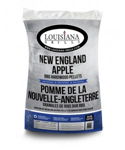 Louisiana Grills Pellets New England Apple 9 kg