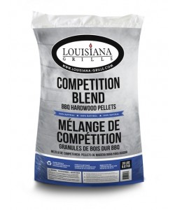 Louisiana Grills Pellets Competion Blend 9 kg