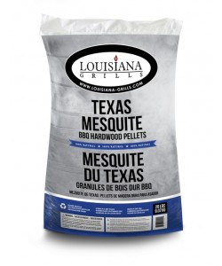 Louisiana Grills Pellets Texas Mesquite 9 kg