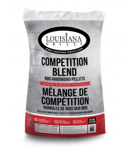 Louisiana Grills Pellets Competition Blend 18 kg