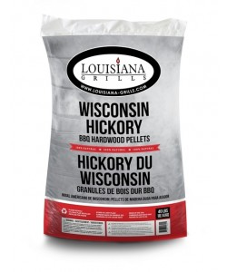Louisiana Grills Pellets Wisconsin Hickory 18 kg