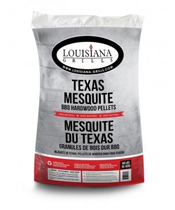 Louisiana Grills Pellets Texas Mesquite 18 kg