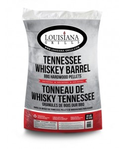 Louisiana Grills Pellets Tennessee Whiskey Barrel 18 kg