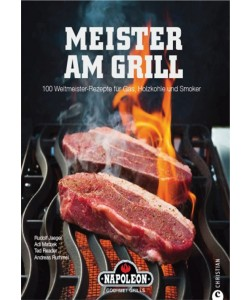 NAPOLEON® Grillbuch Meister Am Grill