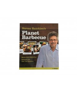 Steven Raichlen Planet Barbecue