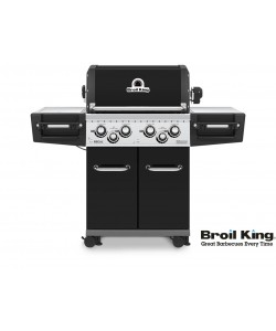 Broil King REGAL™ 490 BLACK inkl. Drehspieß