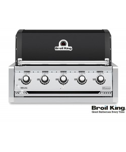 Broil King REGAL 520 BLACK Built In