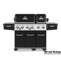 Broil King REGAL™ 690 XL BLACK inkl. Drehspieß