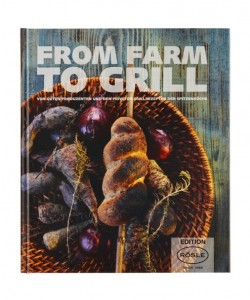 Rösle Grillbuch From Farm To Grill