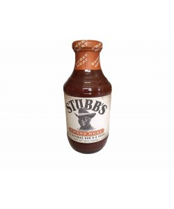 STUBB'S Sweat Heat Grillsauce